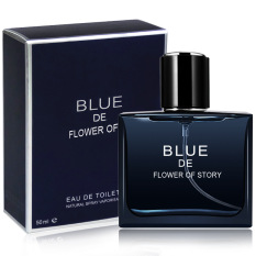 Nước hoa nam cao cấp BLUE thơm lâu, mùi hương quyến rũ, lưu hương lâu mạnh mẽ, dung tích 50ml