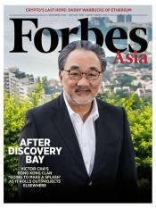 Tạp chí Forbes Asia – December 2018