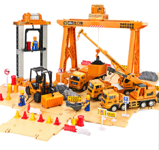 Tuyển tập bộ đồ chơi mô hình cho bé gồm nhiều xe và chi tiết sắc sảo ( nhựa PVC an toàn cho người sử dụng) có hộp đựng, giúp bé phát triển trí tưởng tượng, tư duy và kĩ năng nhận diện đồ vật và màu sắc