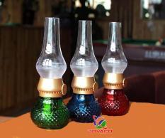Đèn dầu điện tử cảm ứng thổi V1