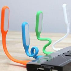 2 Đèn LED Cổng USB dùng nguồn vi tính laptop hoặc pin dự phòng