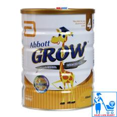 Sữa Bột Abbott Grow 4 – Hộp 900g (Ước muốn Cao hơn, Thông Minh hơn)