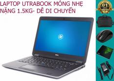 Utrabook mỏng- Dell Latitude E7440 (Core i5-4300U, ram 4G,Hdd 320G, VGA on Intel HD 4400, màn 14″ HD