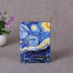 Vỏ bọc hộ chiếu, bao đựng hộ chiếu tranh Van Gogh