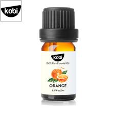 Tinh dầu cam ngọt Kobi sweet orange essential oil nguyên chất dùng với máy khuếch tán, đèn xông tinh dầu, giúp thơm phòng, khử mùi