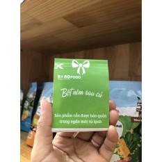 Bột nêm/ Hạt nêm ăn dặm Konofood dạng gói cho bé 6m+ (1 gói lẻ dùng thử 10gr)