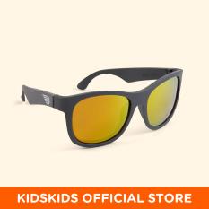 Kính chống tia cực tím có tròng kính phân cực cho bé Babiators – The Islander, tráng gương cam, 3-5 tuổi