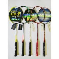 Vợt cầu lông Yonex 100% khung crom bền đẹp tặng ngay quấn cáng vợt cao cấp