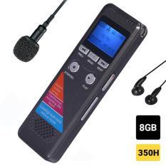 Máy ghi âm chuyên nghiệp GH700 – 8G hỗ trợ lọc âm tốt