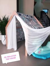 Lều vải cho bé -Lều Cho Bé Ngủ Chơi – Lều trẻ em – Lều Hoàng tử Công Chúa