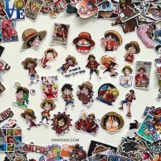 Sticker One Piece, Luffy, Mũ Rơm Bộ Hình Dán Chủ Đề Đảo Hải Tặc (2019) Set Decal Chất Lượng Cao Chống Nước Trang Trí Va Li Du Lịch, Xe Đạp, Xe Máy, Laptop, Nón Bảo Hiểm, Máy Tính Học Sinh, Tủ Quần Áo, Nắp Lưng Điện Thoại