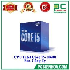 CPU INTEL CORE I5 10600 NEW BOX