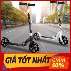 Xe scooter cao cấp cho người lớn và trẻ em-khung thép hợp kim cường độ cao-Phù hợp cho nhiều lứa tuổi