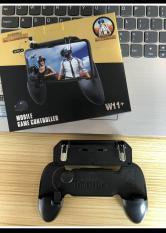 Tay cầm và nút chơi game PUBG, Liên quân 3 trong 1 ( Tặng nút joystick ) hàng W11