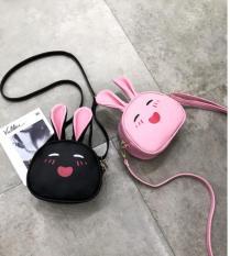 Túi xách kiêm balo tai thỏ cho bé