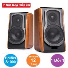 Loa Bookshelf cao cấp Edifier S1000 Digital Bluetooth DB (Hàng nhập khẩu)