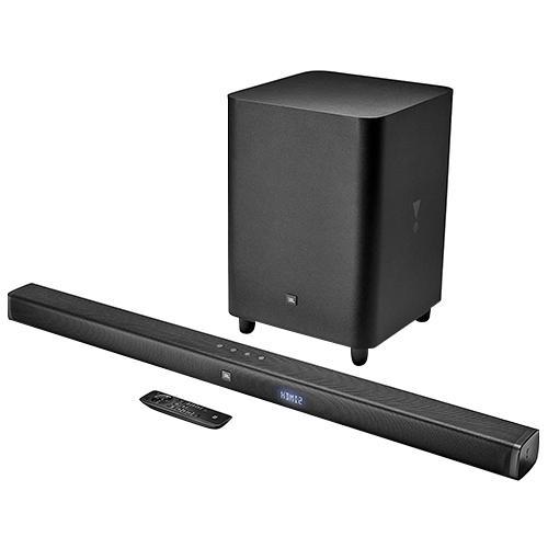 Loa JBL Bar 3.1 System Soundbar - Chính Hãng Phân Phối