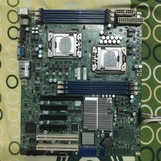 Mainboard Supermicro X8DTL X8DAL X8DT3 X8DTI 2 CPU Dual CPU x58 socket 1366 X5670 sử dụng render hoặc giả lập nox ngon như i7 8700