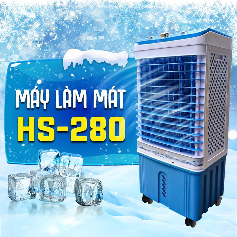 Quạt hơi nước Mobell AIR-3116A – Điều hòa không khí – Công suất 130W – Dung tích 12L -Làm lạnh 4 chiều tiện dụng – Hàng chính hãng bảo hành12 tháng.
