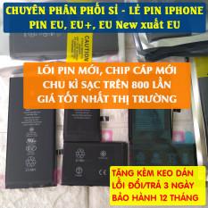 [KÈM KEO DÁN] Pin iPhone 7 Plus – Chuyên Pin EU, EU+, EU New, Pin Hãng