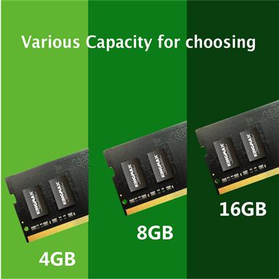 Ram laptop Kingmax 8GB DDR4 3200MHz