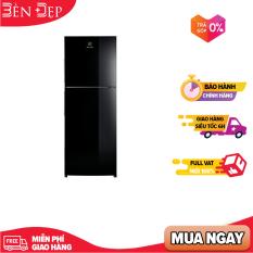 [TRẢ GÓP 0%] Tủ Lạnh Electrolux Inverter 256 Lít ETB2802J-H Model 2020 hệ thống khử mùi và diệt khuẩn Tasteguard ngăn đông mềm TasteSea