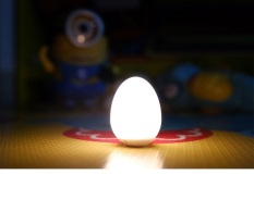 [Có Bảo Hành] Đèn cảm ứng hình quả trứng chim – Cảm ứng chạm