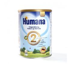 Sữa Humana Gold 2, 6-12 tháng, 800g