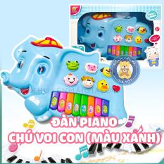 Đàn organ cho bé đồ chơi nhạc cụ hình con voi đáng yêu cho bé – 6617 – Đồ khuyến mãi giá tốt
