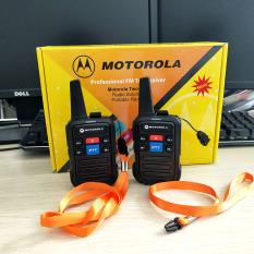 2 Bộ đàm Motorola Minitor VI | Bộ đàm cầm tay giá rẻ mini nhỏ gọn – Hàng nhập khẩu