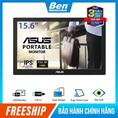 """Màn Hình Di Động ASUS MB169B+ 15.6"""" Full HD (1920×1080) IPS Nhỏ Gọn (Không Cảm Ứng)"""