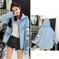 Áo khoác dù nhẹ 2 lớp nữ chống nắng rẻ đẹp thời trang 2019