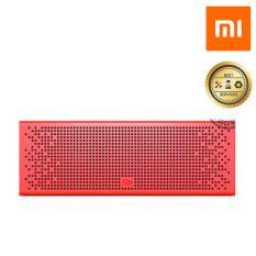 Loa nghe nhạc bass cộng hưởng 1500mAH Xiaomi Mi Bluetooth Speaker (Đỏ)