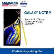 Điện thoại Samsung Galaxy Note 9 – 6GB RAM – 6.4 inch – – Android điện thoại thông minh