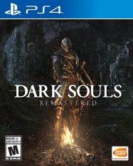 Đĩa game PS4 – Dark Souls Remastered