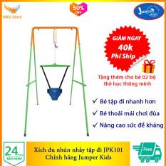 [GIẢM 40K phí Ship] Xích Đu Nhún Nhảy Tập Đi Jumper Kids JPK101 (Chính hãng) – Xích đu cho bé tập đi, Đai tập đi em bé, Đai nhún nhảy cho bé – NASI Store