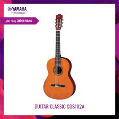 Đàn Guitar classic Yamaha CGS102A – size 1/2, Top Spruce, Lưng và hông làm bằng gỗ Tonewood – Bảo hành chính hãng 12 tháng