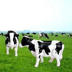 Mô hình đồ chơi con bò sữa biết đi & phát nhạc vui nhộn cho bé