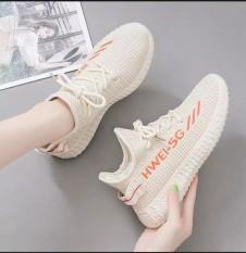 Giày thể thao nữ giày sneaker nữ cổ chun siêu mềm êm chân