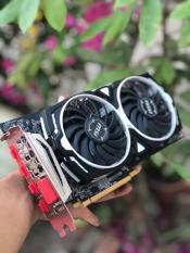 CARD MÀN HÌNH VGA AMD MSI RX580 8GB ARMOR ĐẸP NHƯ ẢNH BH Mai Hoàng 07/2021