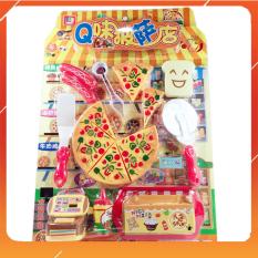 Đồ Chơi Noel – Vỉ Cắt Bánh Pizza – Đồ Chơi Trẻ Em Toy Mart