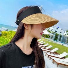 Mũ Cói Rộng Vành Chống Nắng Thời Trang Cho Nữ Hot 2020