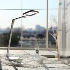 Đèn bàn LED PRISM Hàn Quốc PL-3200WH công suất 9.5W ánh sáng đổi màu chống cận bảo vệ mắt (Trắng)