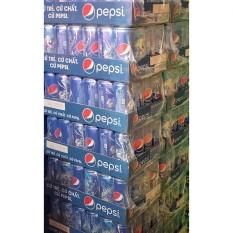 Thùng 24 lon Pepsi 330ml hsd 2021