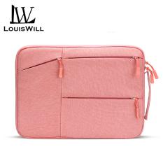 LouisWill Túi chống sốc laptop cao cấp chống thấm nước có nhiều ngăn tiện lợi 13.3 15.4 15.6 Inch LouisWill túi đựng laptop
