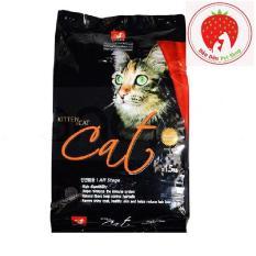 Thức ăn mèo Cat Eyes túi 800g chia từ bao 13,5 kg