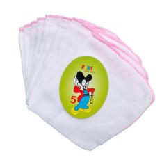 Khăn sữa khăn xô 4 lớp thương hiệu Mickey cho bé gói 10 chiếc – BEEKIDS PLAZA