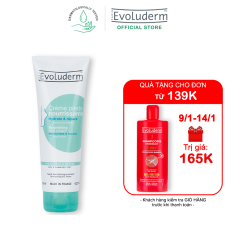 [Từ 07.01 đến 14.01-Quà cho đơn hàng 139k] Kem dưỡng da chân Evoluderm chiết xuất bơ hạt mỡ 125ml