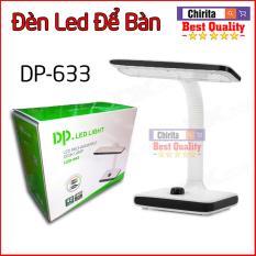 Đèn Bàn LED RECHARGEABLE DESK LAMP – Đèn Led Cao Cấp 40 Bóng Led – DP. LED LIGHT 2 Chế Độ Sáng Chống Cận LED-663