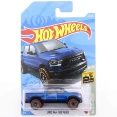 Siêu Xe Hot Wheels C4982 – 101/250 – 2020 RAM 1500 REBEL